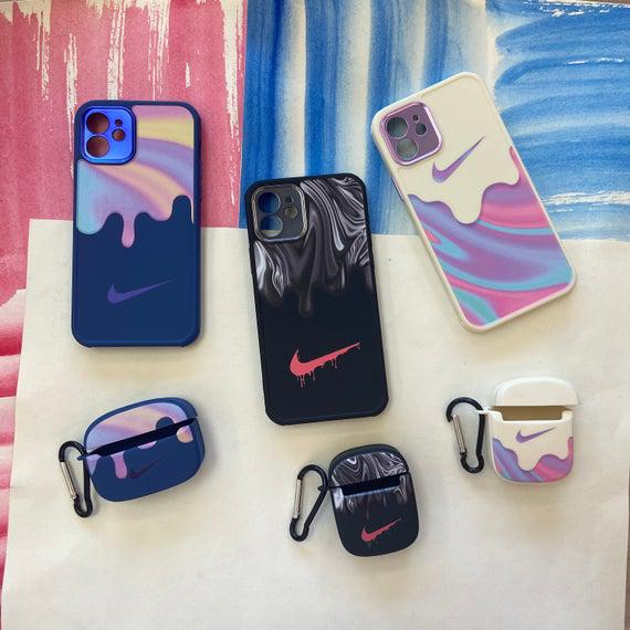 Colorido iphone 12 pro max caja, iphone 11 pro max caja,