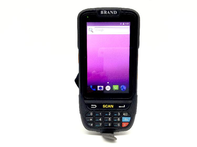 Brand scanner pda