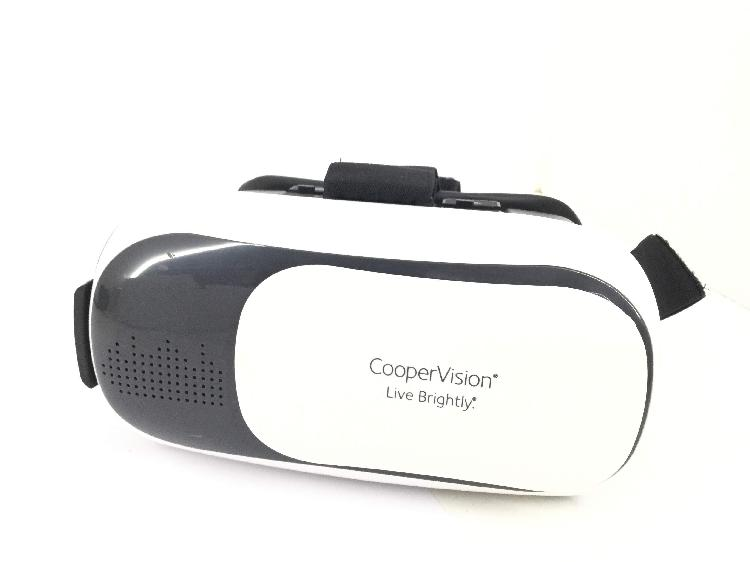 Gafas vr telefonia coopervision reality glasses