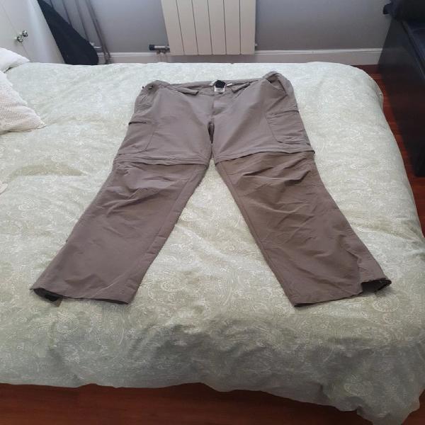 Pantalón desmontable adidas