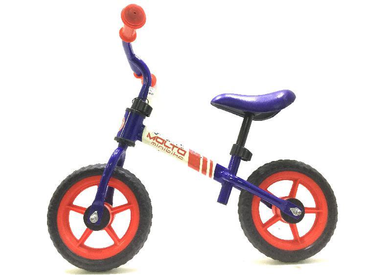 Bicicleta niño molto minibike (azul)
