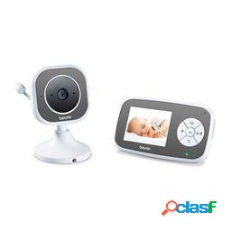 Beurer baby monitor modo eco+ y video by110