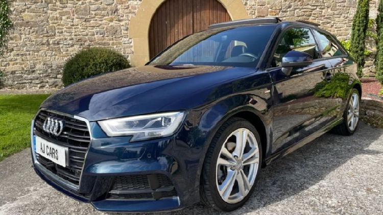 Audi a3 1.6tdi s line edition s tronic 85kw
