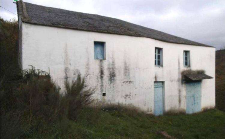 Alquiler de casa de piedra en lugo