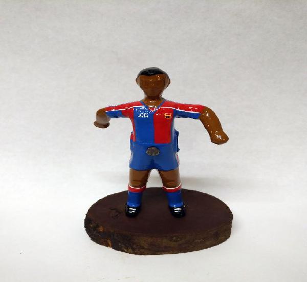 Muñeco futbolin romario