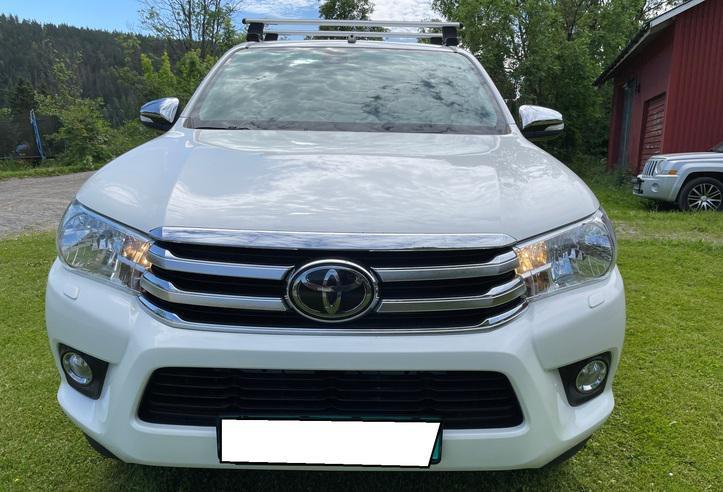 Toyota hilux 2.4