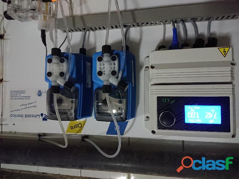 electricidad calefacion fontaneria gas