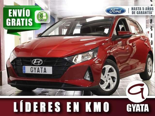 Hyundai i20 1.2 mpi essence '21
