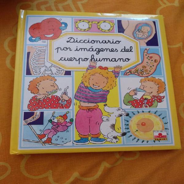 Libros infantiles diccionario por imágenes