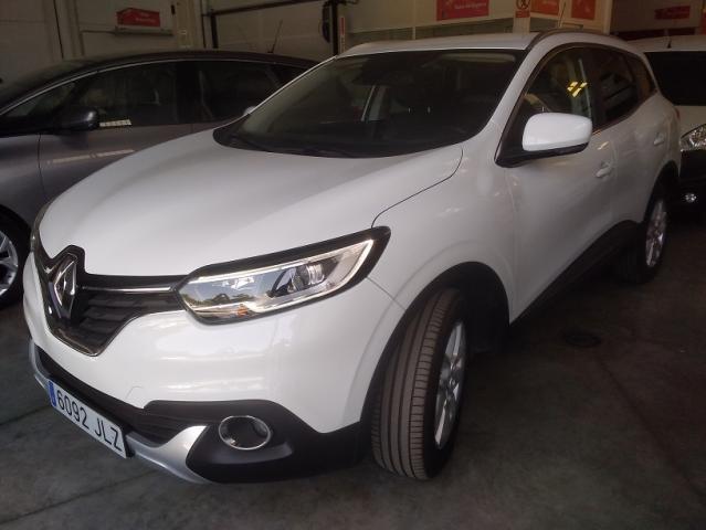 Renault koleos kadjar 4wd 1.6 dci 130 cv.