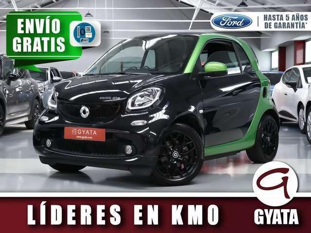 Smart fortwo coupé electric drive passion '18