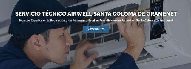 Servicio técnico airwell santa coloma de gramenet 934242687