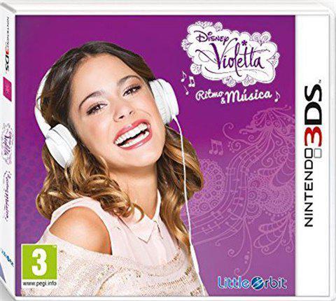 Violetta ritmo & musica 3ds