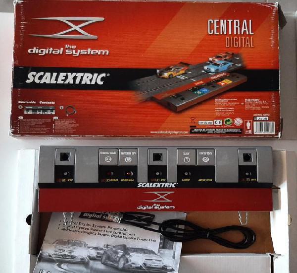 Central digital system scalextric power line ref 2500