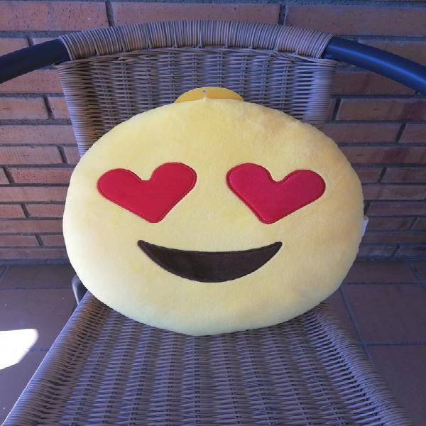 Cojin emoji