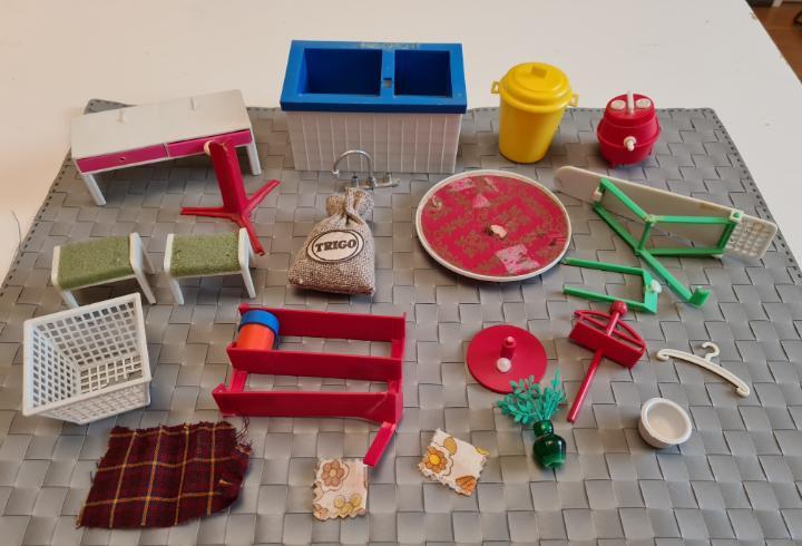 Familia hogarin lote muebles y accesorios