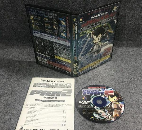 Pro action replay 2 jap sony playstation 2 ps2