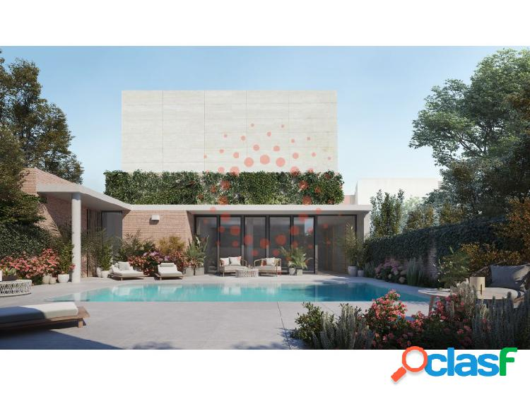 Atico dúplex en pleno centro de nueva construcción de 164 m2 con zona comunitaria con piscina,