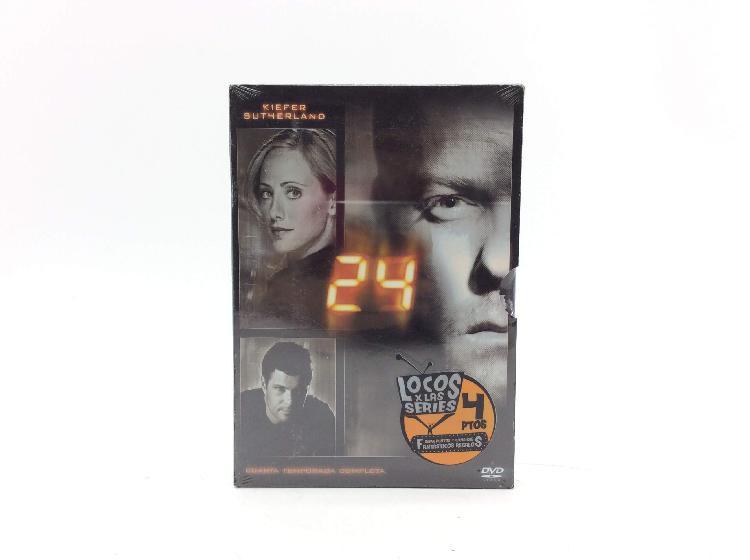 24 cuarta temporada