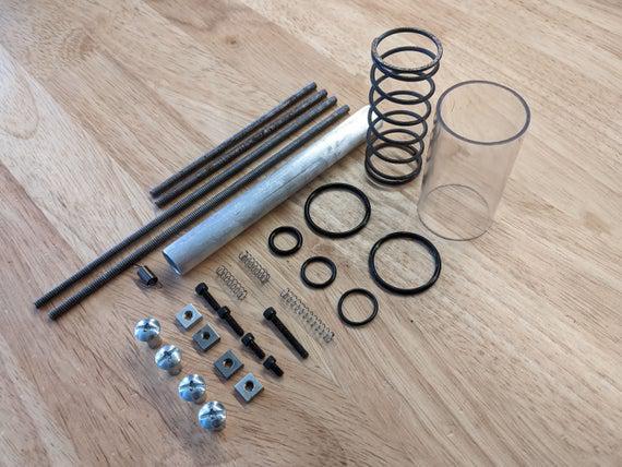 Foam knight xe hardware kit
