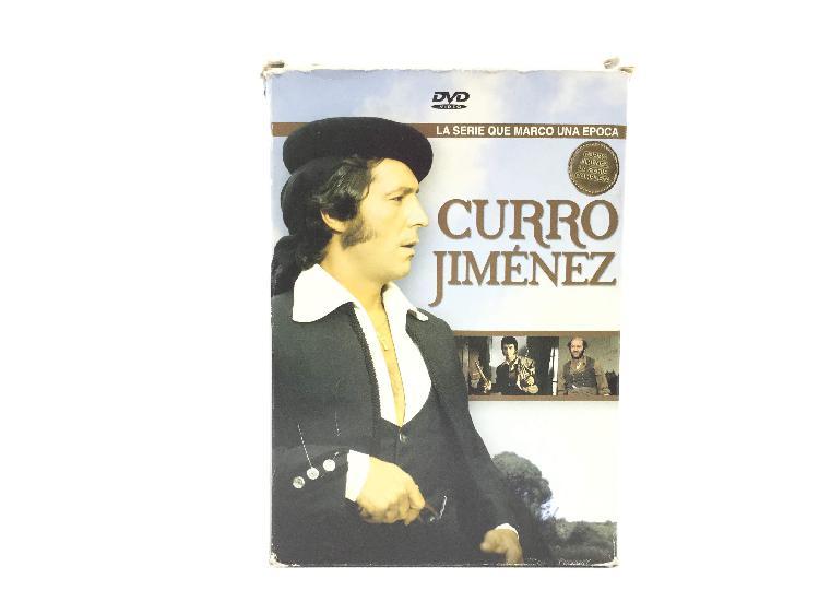 Curro jimenez serie completa remasterizada