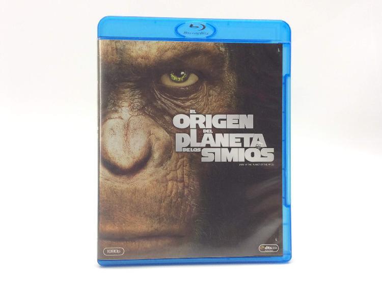 El origen del planeto de los simios