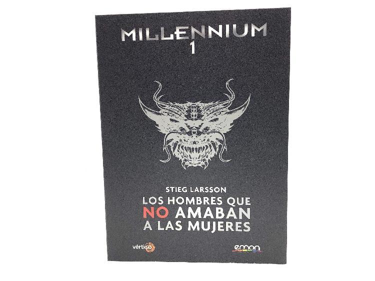 Millenium 1 edicion coleccionista los hombres que no amaban