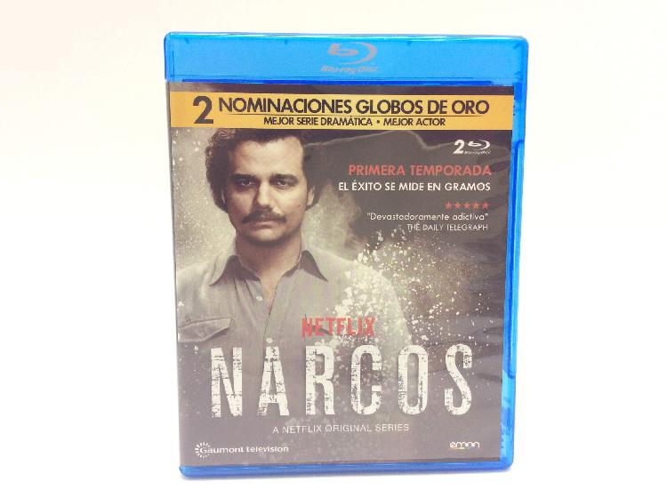 Narcos primera temporada (br)