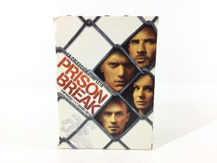 Prision break 4 temporadas