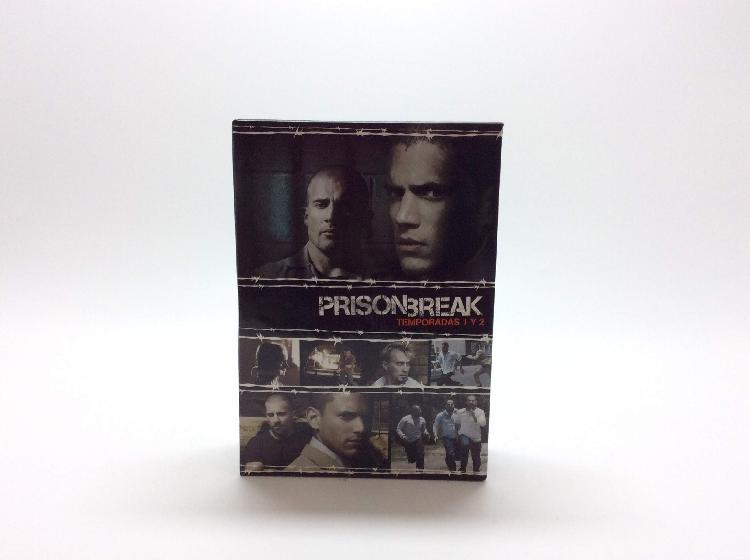 Prison break 1 y 2 temporada