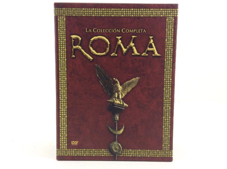 Roma la coleccion completa