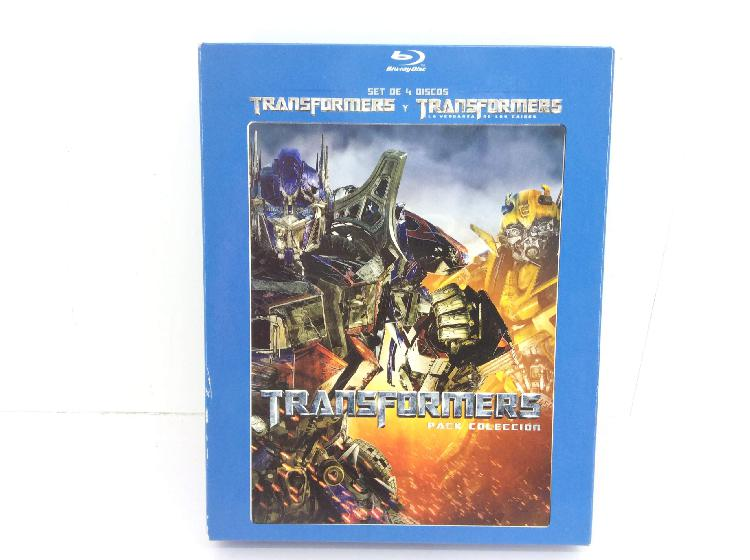 Transformers pack coleccion
