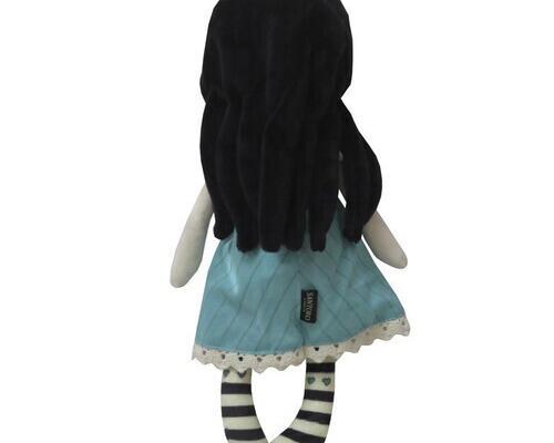 Muñeca de trapo 30 cm en display gorjuss- i stole your