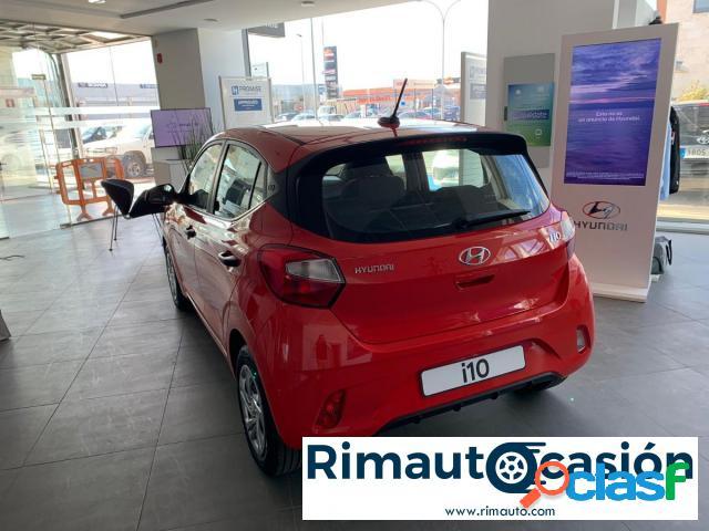 HYUNDAI I10 gasolina en Teruel (Teruel) 1