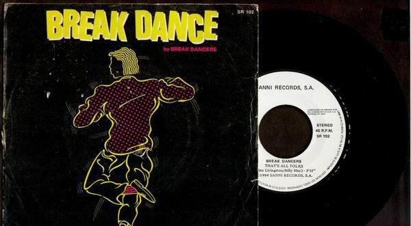 Break dancers – that's all folks