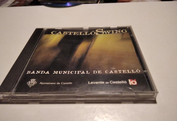 Cd castello swing, banda municipal de castelló