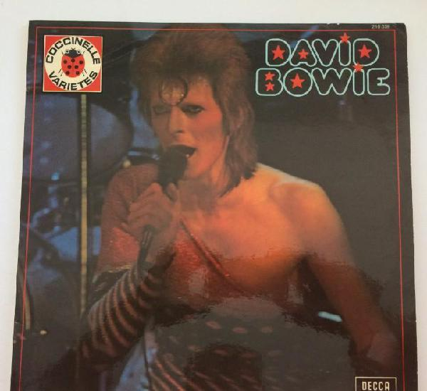 David bowie – david bowie france,1973 decca