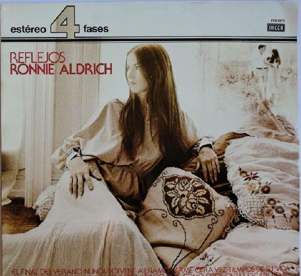 Ronnie aldrich, reflejos, decca pfs 4377