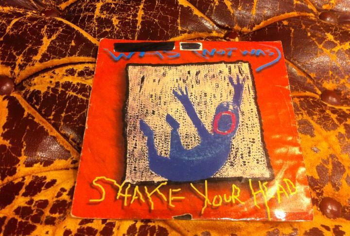 Single / ep. was (not was) shake your head. i blew up the