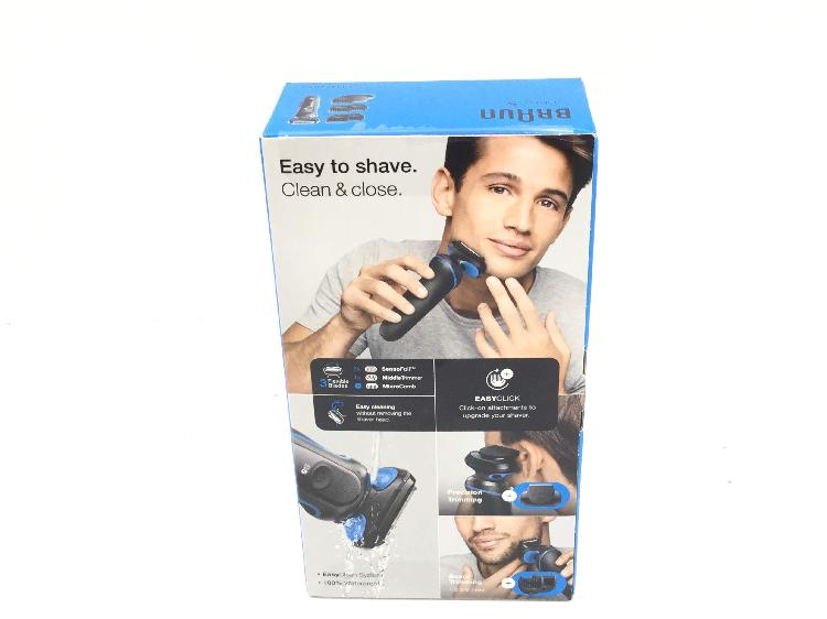 Afeitadora electrica braun series 550-b1500s
