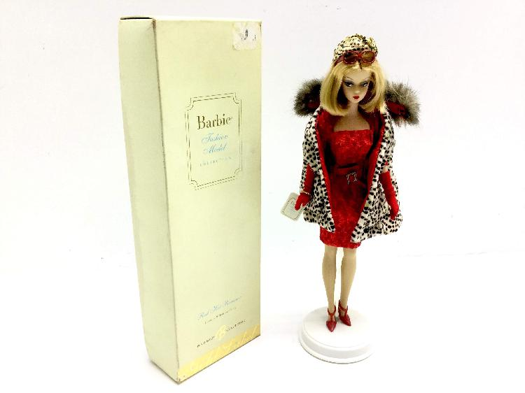 Muñecas mattel barbie red hot reviews