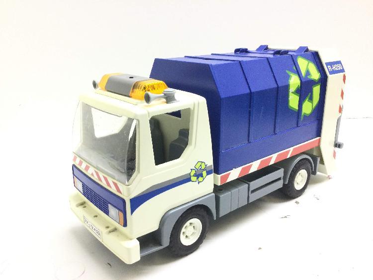 Playmobil airgamboys playmobil camion basura
