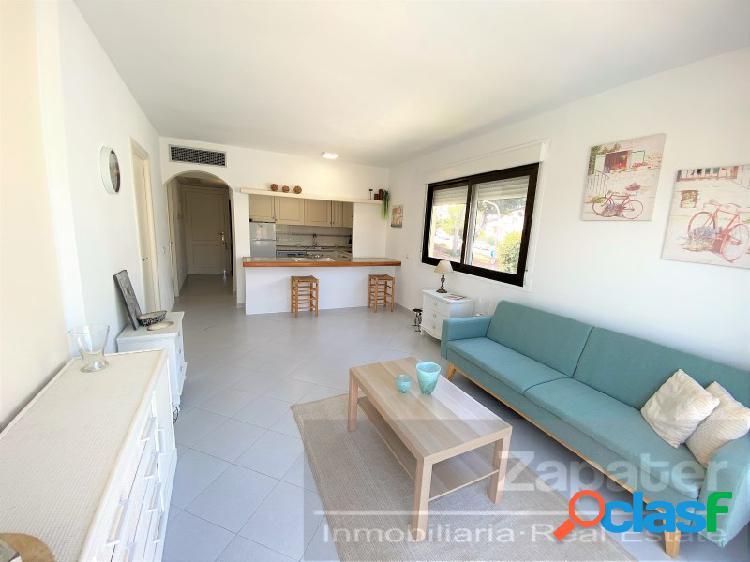 Bonito piso en un residencial en Santa Ponsa