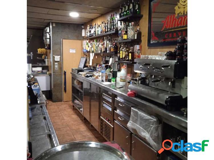 Traspaso bar restaurante c3 en granollers centro
