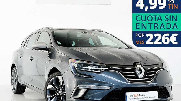 Renault mégane sport tourer 1.3 tce gt line edc 140 5p