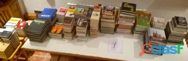 Lote de libros y colecciones