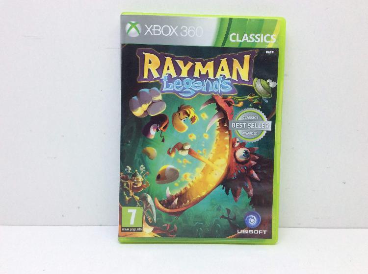 Rayman legends x360 version inglesa