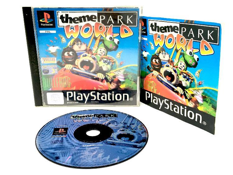 Sim theme park ps1