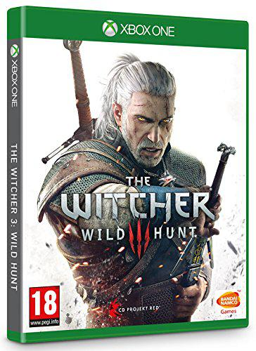 The witcher 3 wild hunt collector edition xboxone