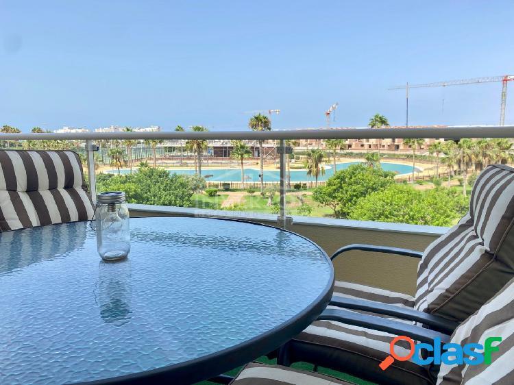 Piso puerto marina golf